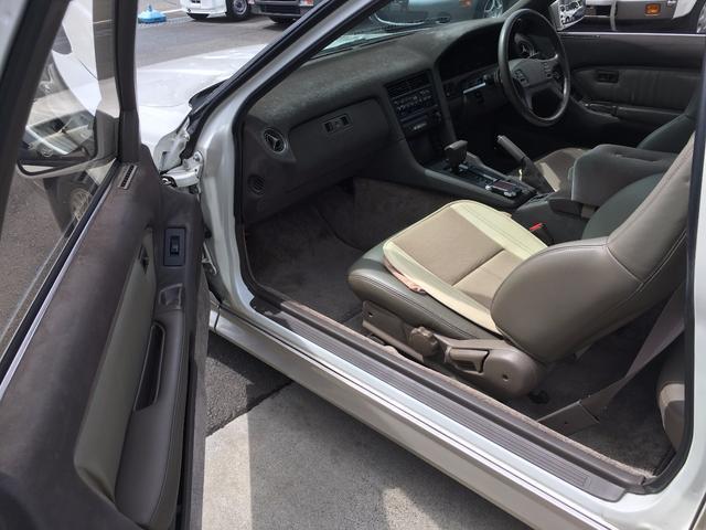 トヨタ ソアラ 3.0GT-リミテッド 車高調公認