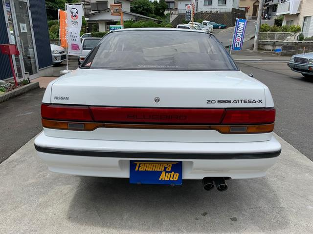 2000SSSアテーサX フルノーマル車(9枚目)