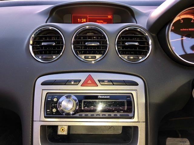 プジョー プジョー 308 スタイル オートクルーズ クリアランスソナー ETC