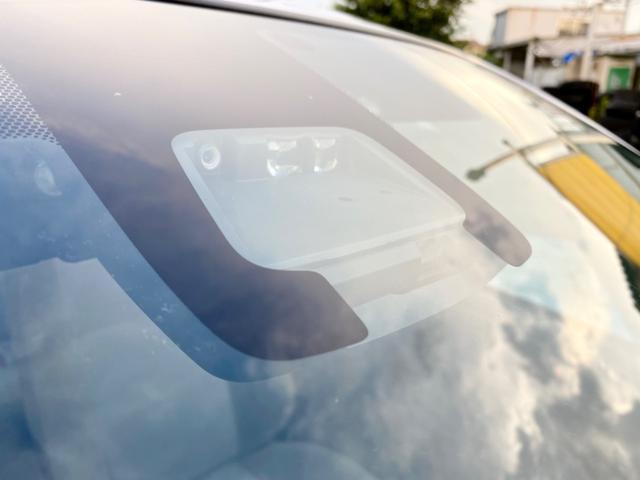 単眼カメラとレーザーレーダーの組み合わせにより、プリクラッシュセーフティシステム(対車両)、レーンディパーチャーアラート、オートマチックハイビームを実現☆JNCAP予防安全最高ランクを獲得「ASV+」