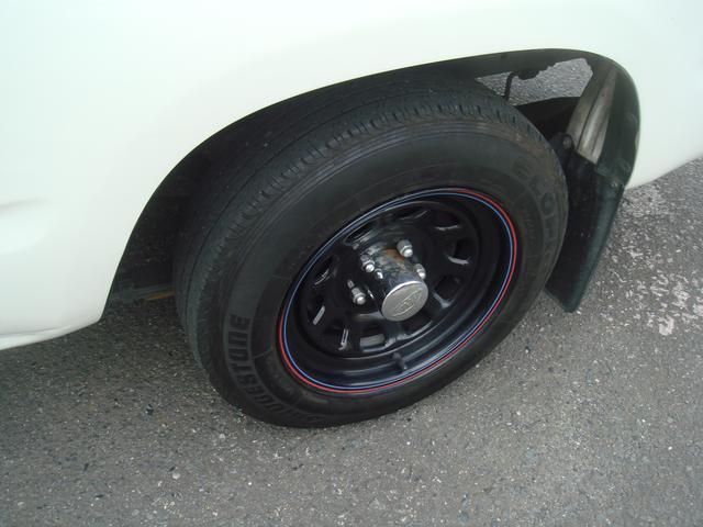 トヨタ ハイラックス Sキャブ4ナンバー車両