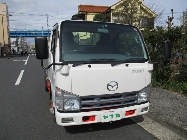 マツダ タイタントラック フルワイドロー3.0デイーゼルターボ10尺1.5トン