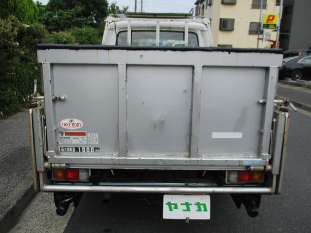 マツダ ブローニィトラック Wキャブワイドロー6人乗りパワーゲート600K