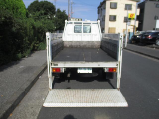 日産 バネットトラック スーパーローDX垂直パワーゲート300K