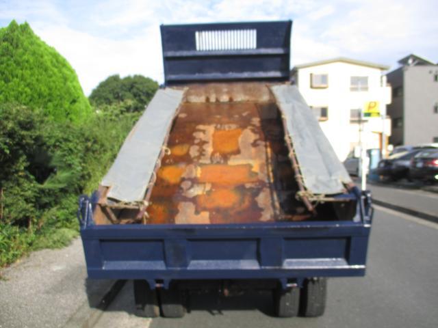 マツダ タイタントラック 高床強化ダンプ 4.6デイーゼル 2トン