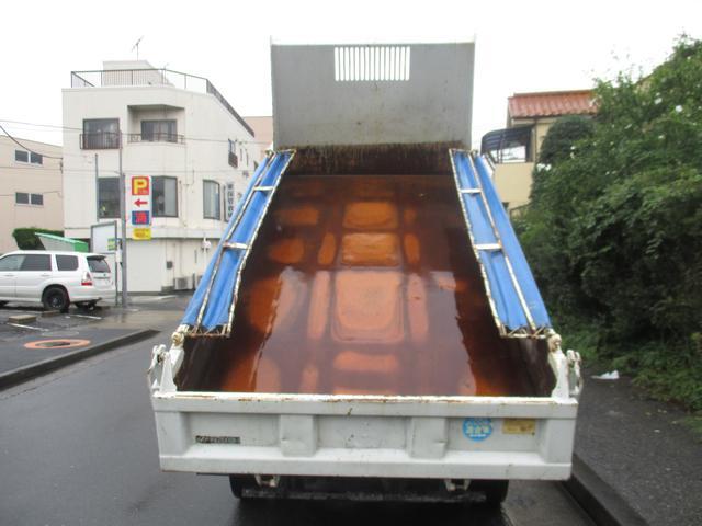日野 デュトロ 4.6デイーゼル 全低床強化ダンプ 2トン