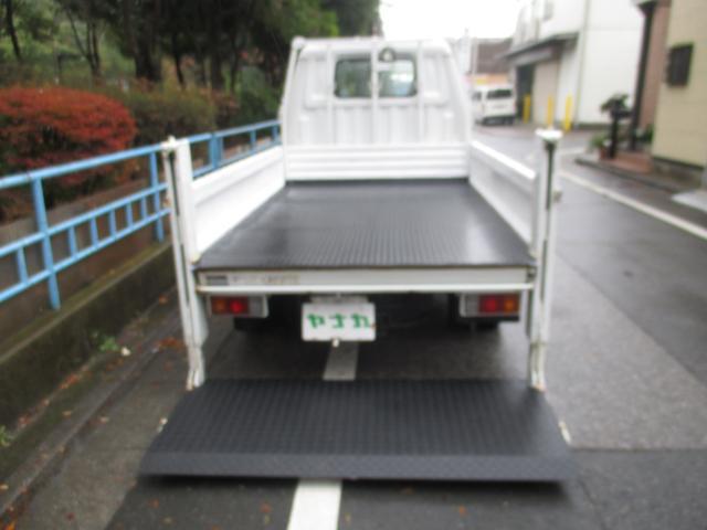 日産 バネットトラック スーパーローDX 垂直パワーゲート300K