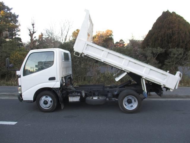 トヨタ ダイナトラック フルジャストロー強化ダンプ 2トン