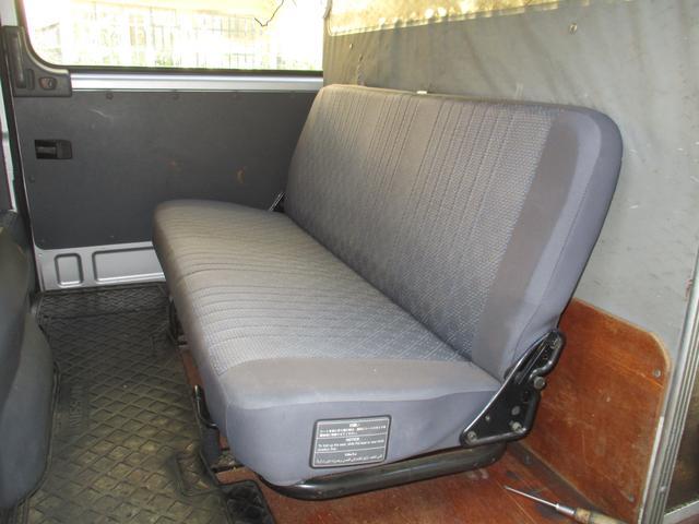 日産 キャラバン ロングDX3.0デイーゼルターボ6人乗り 5ドア