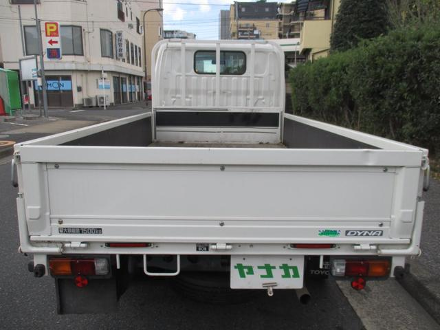 トヨタ ダイナトラック ロングフルジャストローDX 10尺 1.5トン LPG