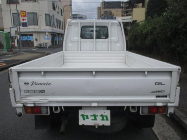 スーパーローGL 4WD 5マニュアル(7枚目)