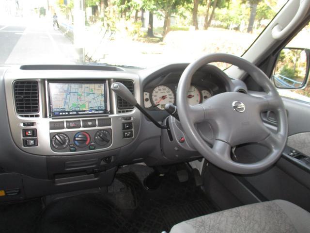 日産 キャラバン ロングGXターボ 4WD 5ドア