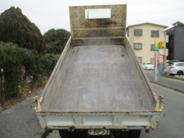 強化フルフラットローダンプ 2トン(8枚目)