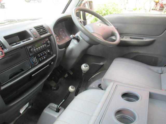 ロングスーパーローDX ロング 4WD 5マニュアル シングルタイヤ 荷台板張り(3枚目)