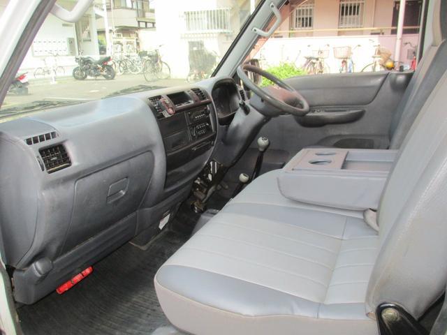 ロングスーパーローDX ロング 4WD 5マニュアル シングルタイヤ 荷台板張り(4枚目)