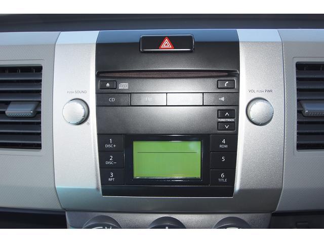 スズキ ワゴンR FX 5速MT 1オーナー AW キーレス CD