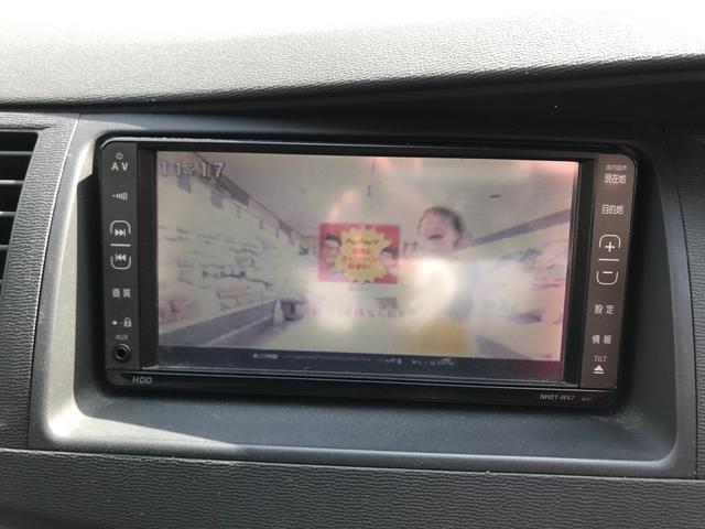 純正HDDナビ&TV&バックカメラ付き!