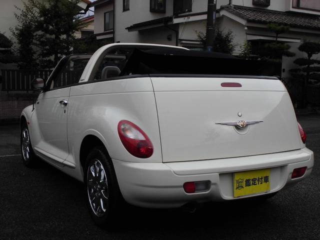 「クライスラー」「クライスラー PTクルーザーカブリオ」「オープンカー」「東京都」の中古車3