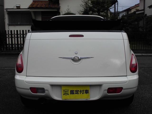 「クライスラー」「クライスラー PTクルーザーカブリオ」「オープンカー」「東京都」の中古車7