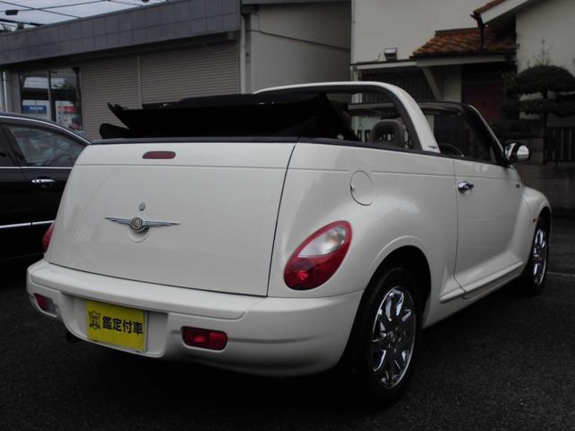「クライスラー」「クライスラー PTクルーザーカブリオ」「オープンカー」「東京都」の中古車8