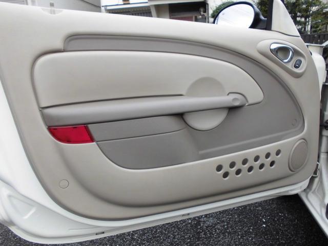 「クライスラー」「クライスラー PTクルーザーカブリオ」「オープンカー」「東京都」の中古車20