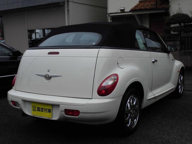 「クライスラー」「クライスラー PTクルーザーカブリオ」「オープンカー」「東京都」の中古車40