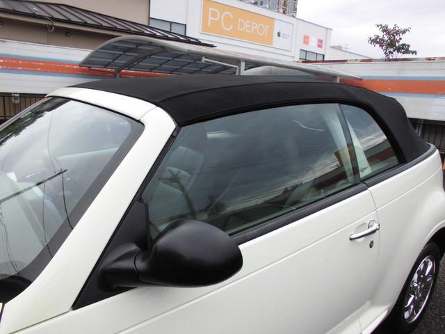 「クライスラー」「クライスラー PTクルーザーカブリオ」「オープンカー」「東京都」の中古車42