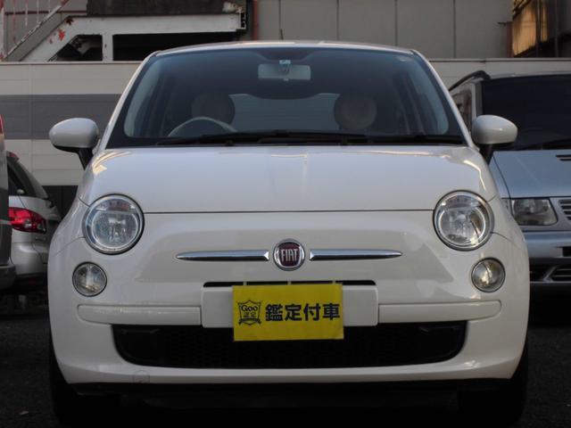 「フィアット」「フィアット 500」「コンパクトカー」「東京都」の中古車2