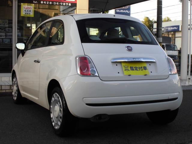 「フィアット」「フィアット 500」「コンパクトカー」「東京都」の中古車3
