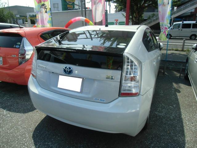 トヨタ プリウス S LEDエディション  ナビ TV