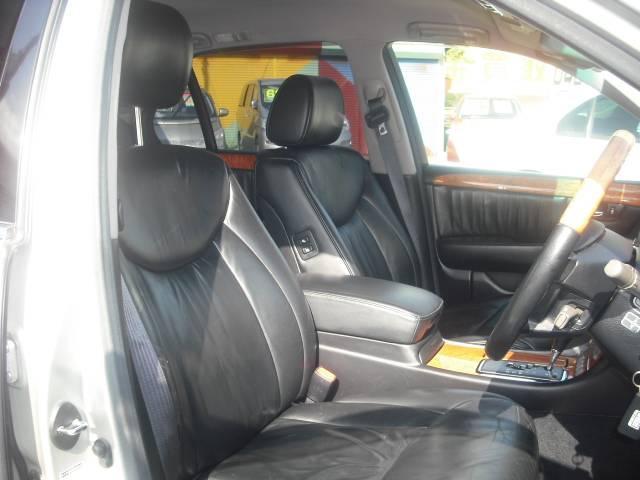 トヨタ セルシオ C仕様本皮シート キセノン 純正ETC