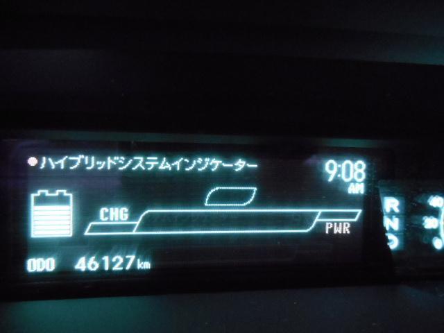 トヨタ プリウス G 社外ナビ TV DVD Bカメラ ETC