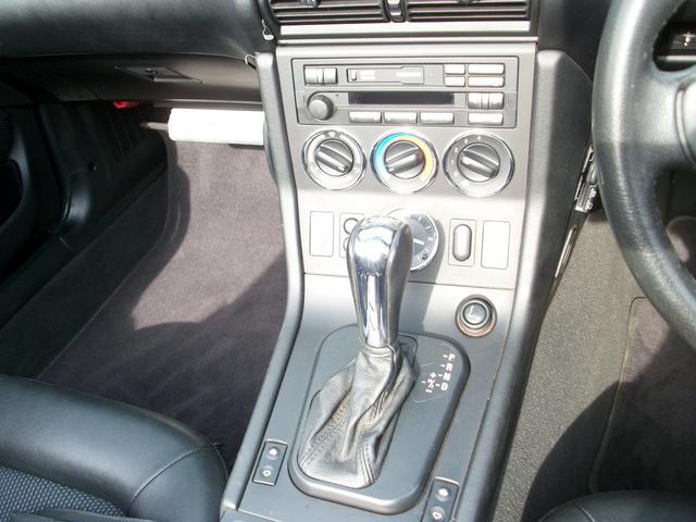 BMW BMW Z3ロードスター 2.2i ハーフザー キーレス ETC 16AW