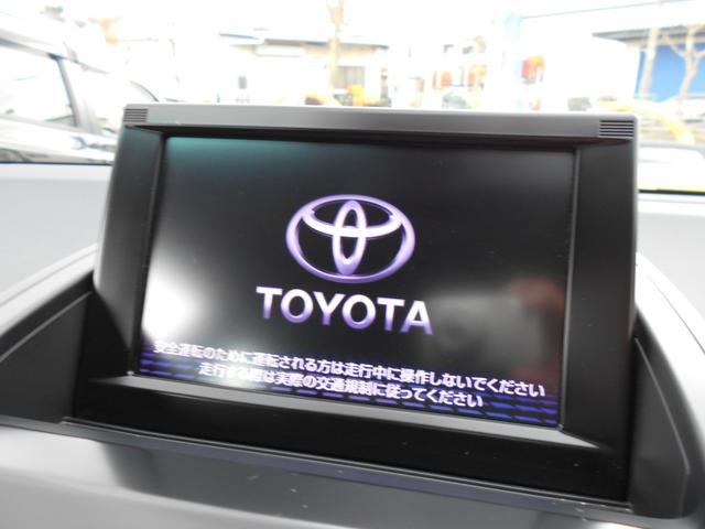 トヨタ SAI G ワンオーナー ナビ TV バックモニター