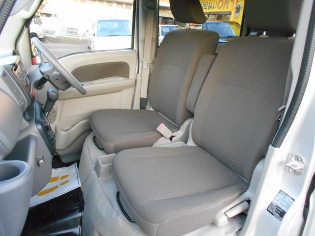 GXターボ ワンオーナー 車中泊ベットキット リフトアップ LEDライト エマージェンシーブレーキ(11枚目)