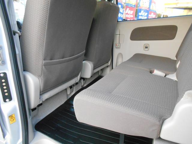 GXターボ ワンオーナー 車中泊ベットキット リフトアップ LEDライト エマージェンシーブレーキ(15枚目)