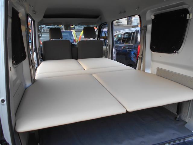 GXターボ ワンオーナー 車中泊ベットキット リフトアップ LEDライト エマージェンシーブレーキ(29枚目)