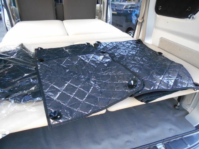 GXターボ ワンオーナー 車中泊ベットキット リフトアップ LEDライト エマージェンシーブレーキ(31枚目)