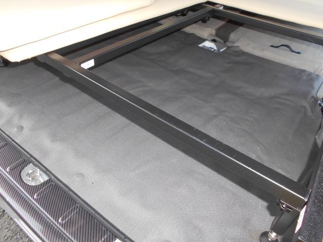 GXターボ ワンオーナー 車中泊ベットキット リフトアップ LEDライト エマージェンシーブレーキ(33枚目)