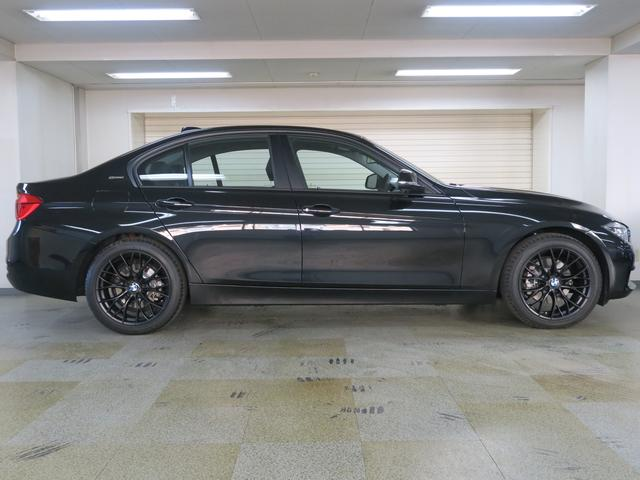 BMW BMW 330e プラグインハイブリッド ブラック18インチアルミ