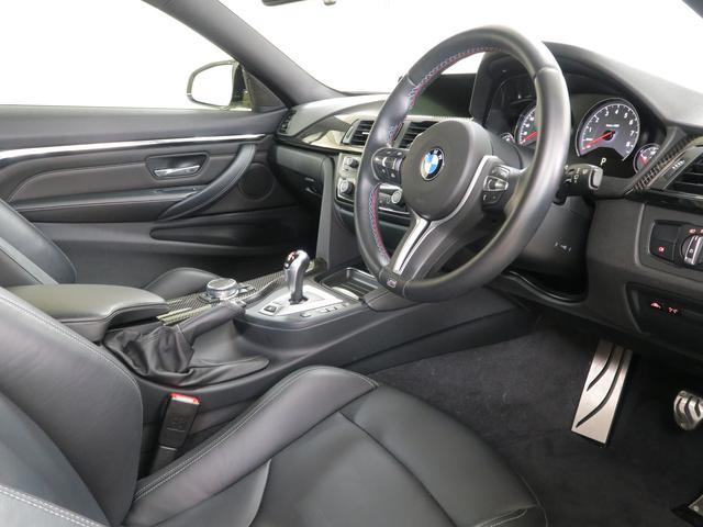 BMW BMW M4クーペ MDCT アダプティブMサス 黒革 19アルミ