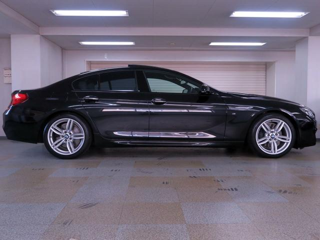 BMW BMW 640iグランクーペ Mスポーツ サンルーフ 白革 19AW