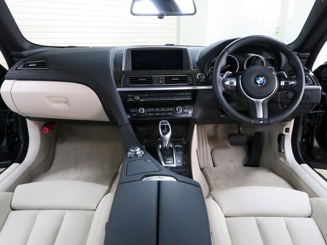 BMW BMW 640iグランクーペ Mスポーツ サンルーフ 白革 20AW