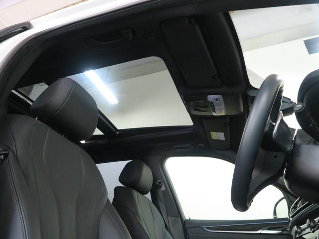 BMW BMW X5 xDrive 35iMスポーツ セレクトP サンルーフ 黒革