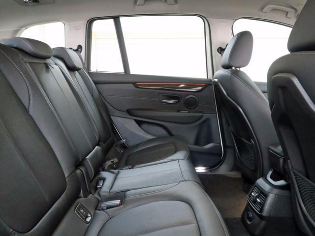 BMW BMW 218dグランツアラー ラグジュアリー 黒革 コンフォートP