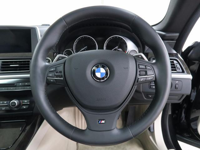 BMW BMW 650iグランクーペ Mスポーツパッケージ 白革 サンルーフ