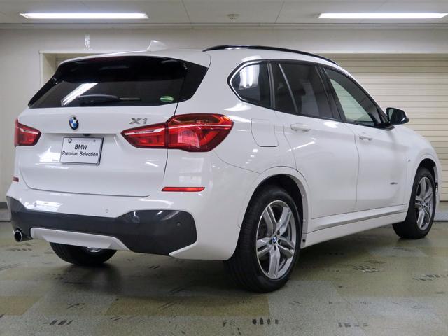 BMW BMW X1 xDrive 18d Mスポーツ コンフォートP 認定中古車