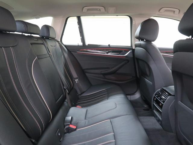 BMW BMW 523d ラグジュアリー デビューパッケージ 黒革