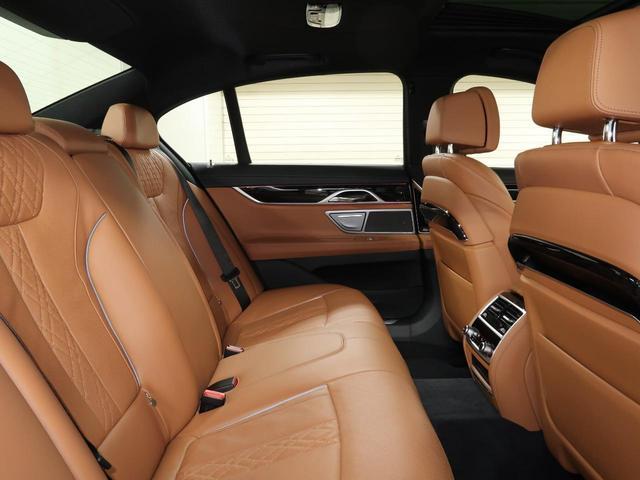 740i Mスポーツ 後期モデル BMW認定中古車2年保証 茶革 20インチAW(6枚目)