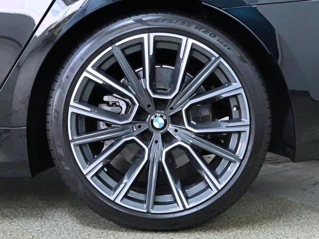 740i Mスポーツ 後期モデル BMW認定中古車2年保証 茶革 20インチAW(30枚目)